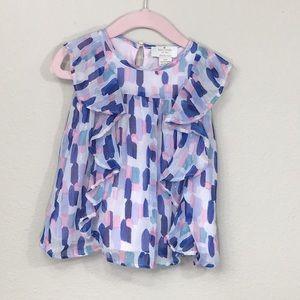 kate spade Dresses - Kate Spade Baby Girl Ruffled Dress